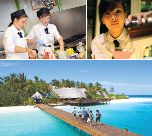 Du học Singapore với ngành quản trị khách sạn