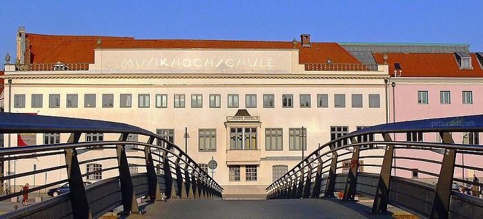 Du học Đức với học viện âm nhạc Lübeck