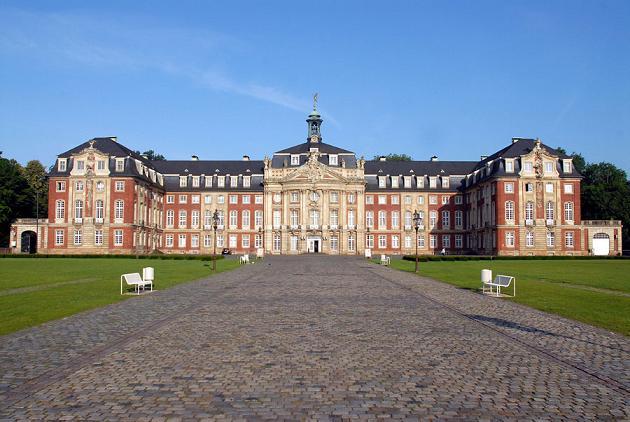 Du học Đức với trường đại học tổng hợp Münster