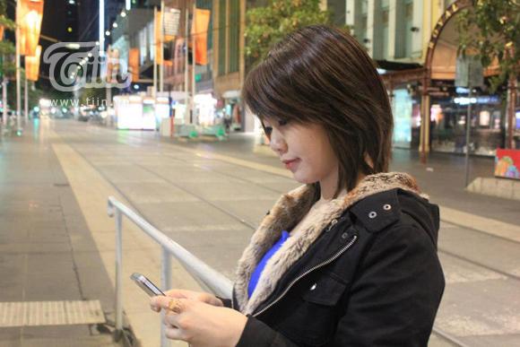 Gặp gỡ cô gái Việt đáng yêu du học Úc