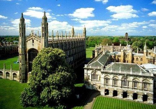 Học bổng du học Anh tại trường đại học Cambridge