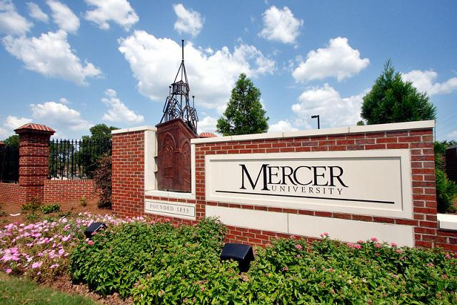 Du học Mỹ với trường đại học lâu đời Mercer