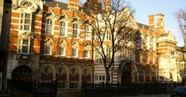Du học Anh với trường cao đẳng nghệ thuật Camberwell