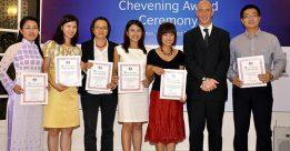 Du học Anh Quốc học bổng Chevening năm học 2014 – 2015