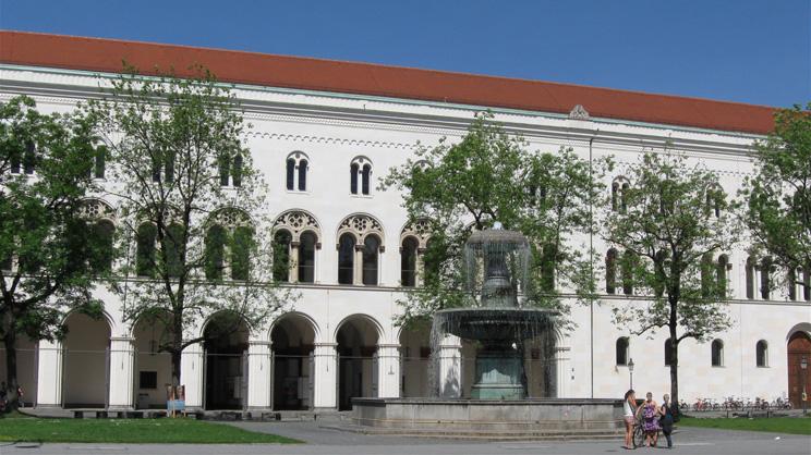 Đại học tổng hợp Ludwig Maximilians München