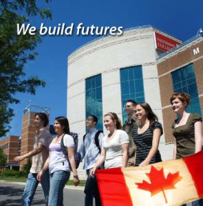 Du học Canada – học bổng toàn phần của chính phủ năm 2014