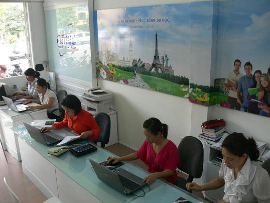 Thông tin tuyển dụng tại AMEC tháng 7 năm 2014
