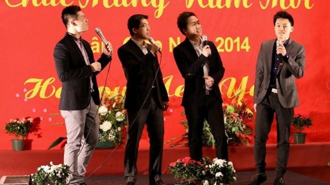 Du học sinh Việt vui đón tết Giáp Ngọ tại NewYork