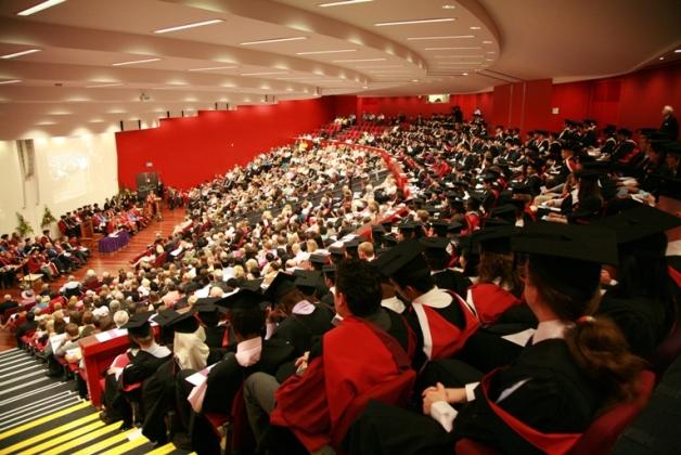 Graduation University-Essex