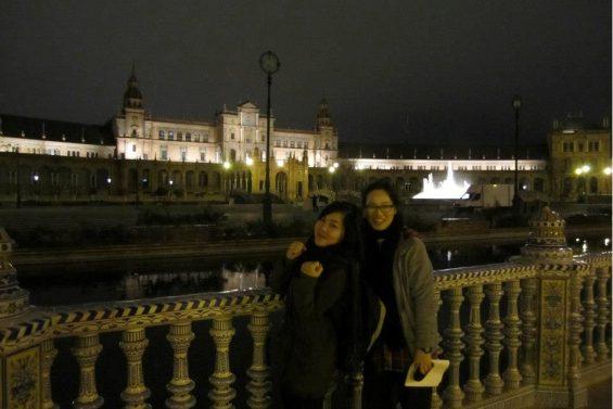Hồi kí về Seville và những ngày học tập Tây Ban Nha
