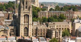 Học bổng du học Anh lên đến 8500 GBP từ đại học Bristol