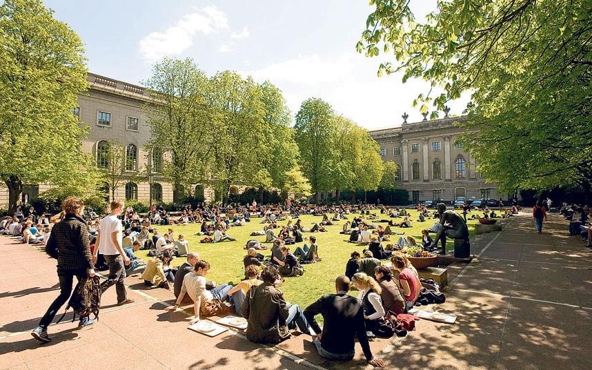 Từ A đến Z về đời sống sinh viên tại các trường đại học ở Đức