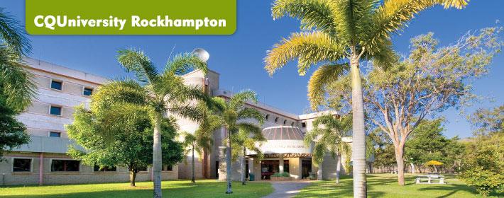 Đại học Central Queensland tại North Rockhamton Queensland