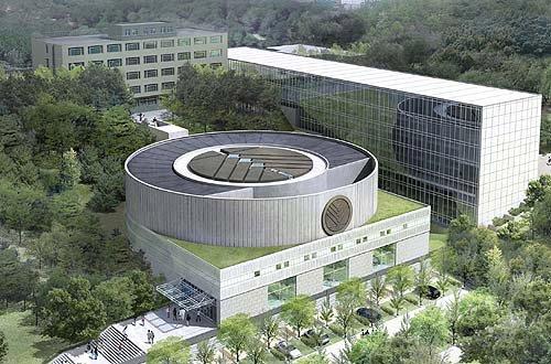 Khuôn viên trường đại học Myongji