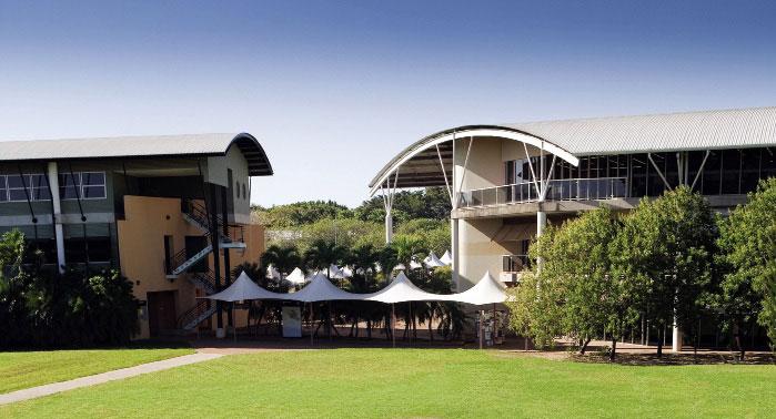 Du học Úc với trường đại học Charles Darwin Melbourne