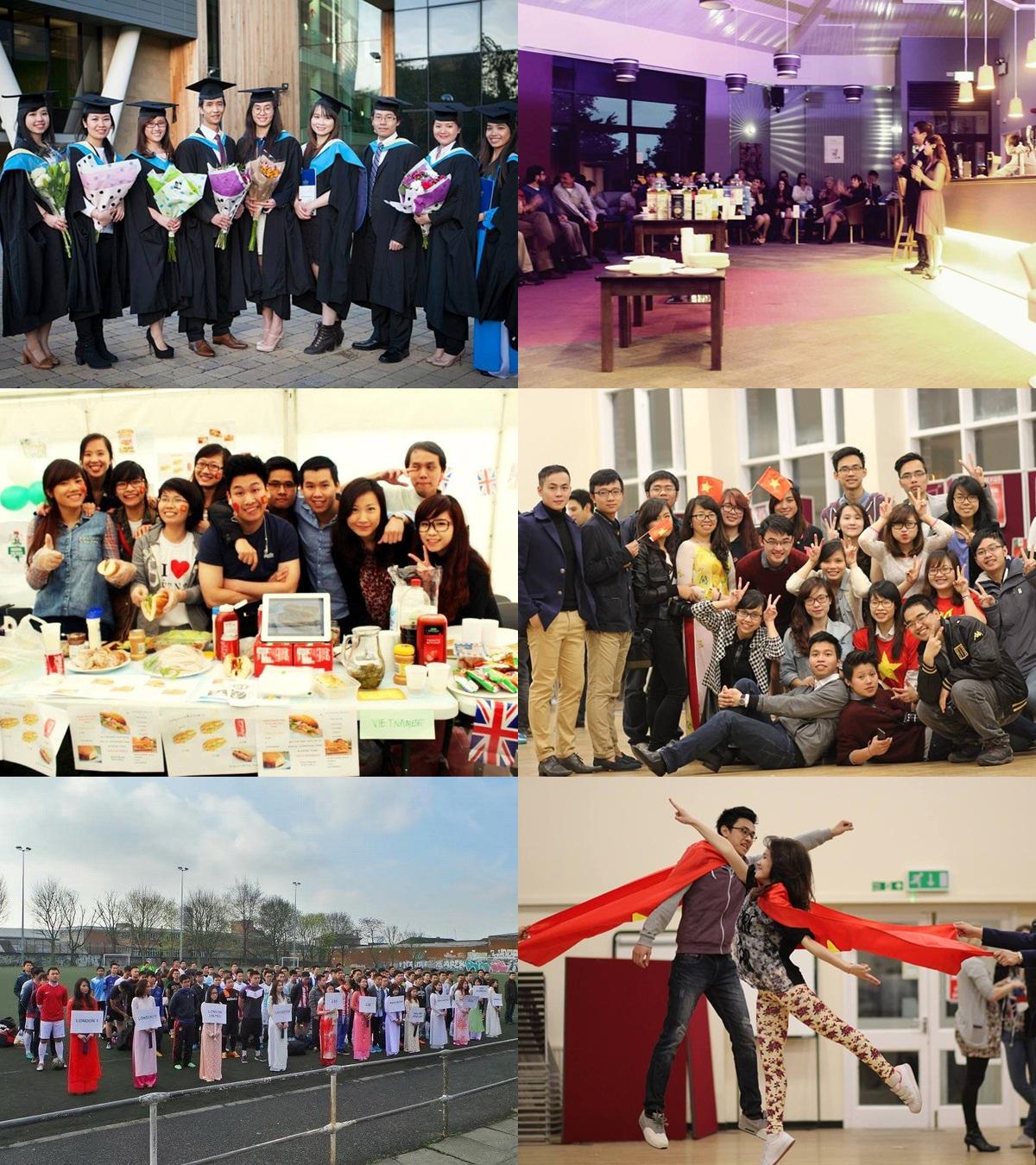 Kết nối thông tin với ngày hội tư vấn du học Anh 2014