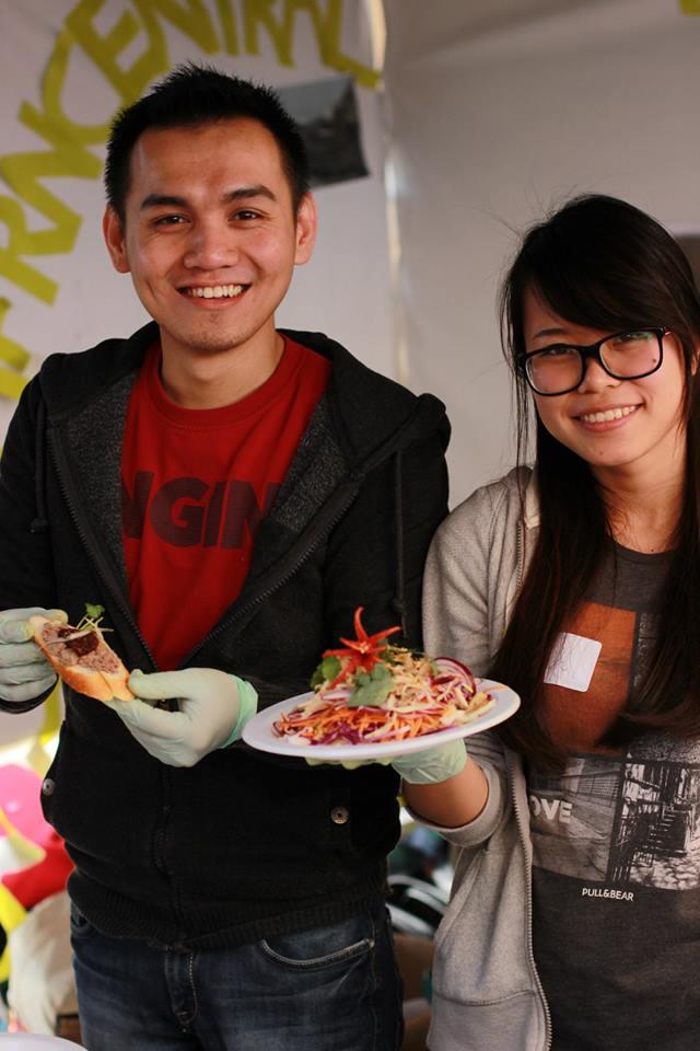 Các món ăn Việt được thể hiện qua bàn tay khéo léo của du học sinh tại Úc