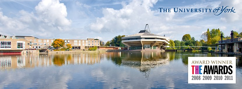 Đại học York – top 10 trường đại học Anh Quốc