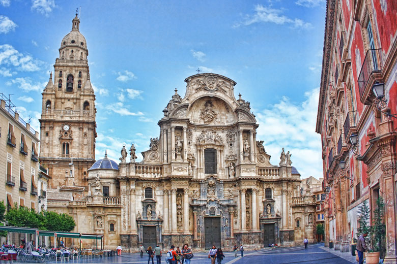 Murcia-Cathedral