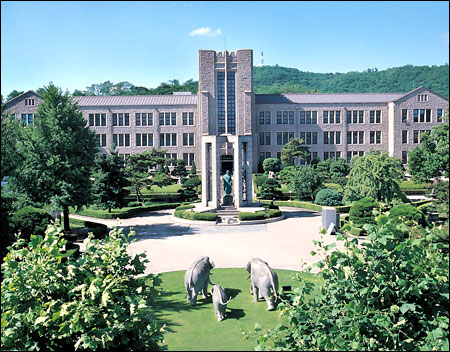 Dongguk đem đến một nền giáo dục đẳng cấp quốc tế liên kết văn hóa Đông Tây