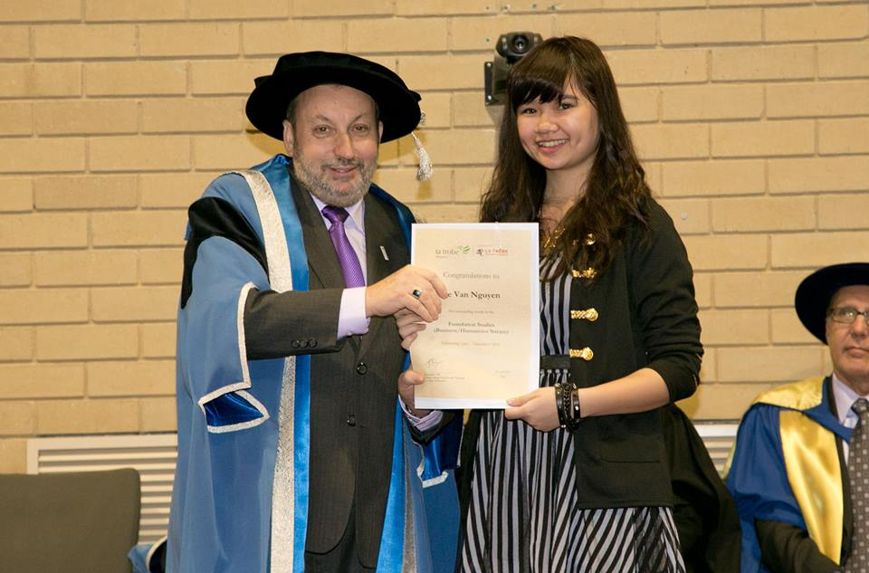 Học bổng du học Úc từ đại học Latrobe Melbourne
