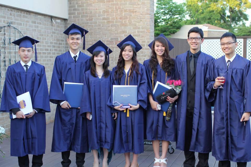 Du học phổ thông Mỹ – trường Fairfax Christian