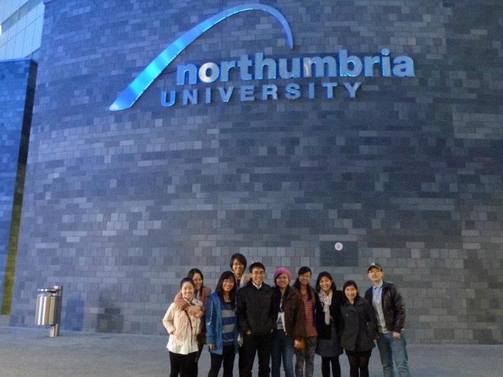 Học bổng toàn phần Anh Quốc từ đại học Northampton