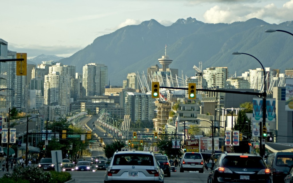 Vancouver-city-roads