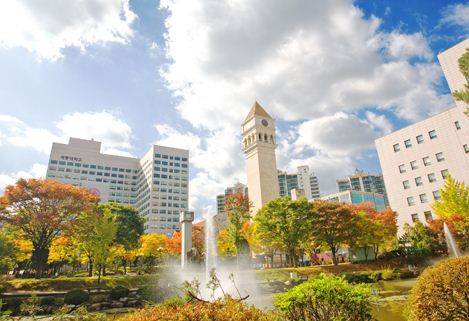sejong university seoul Các chương trình học bằng tiếng anh tại Seoul