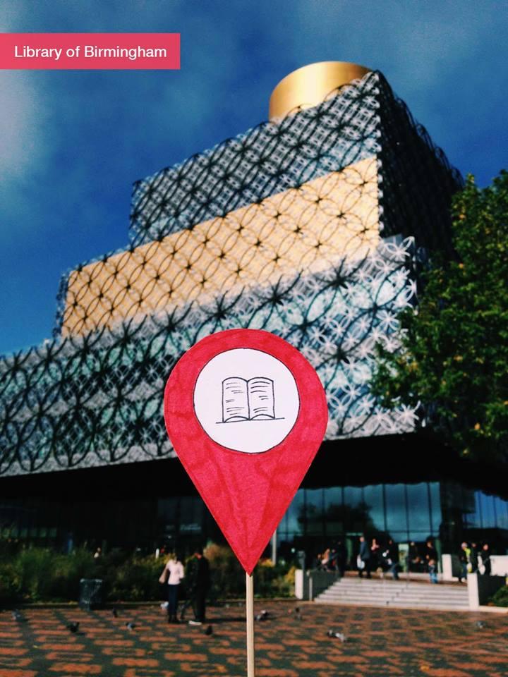 Thư viện tại Birmingham