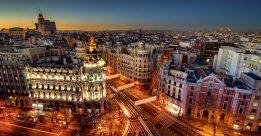 Đại học hàng đầu Madrid,Tây Ban Nha – ĐH Rey Juan Carlos