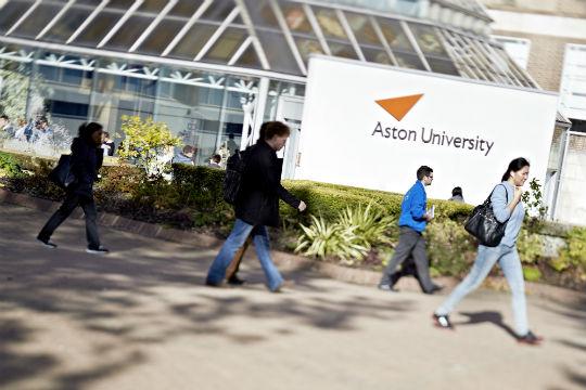 Học bổng tại Aston – đại học danh giá và lâu đời Anh