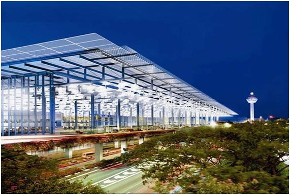 changi airport Những điểm cộng tại Singapore khiến du học sinh mê mẩn