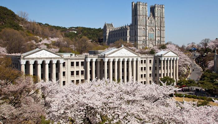 Khuôn viên ĐHQG Seoul