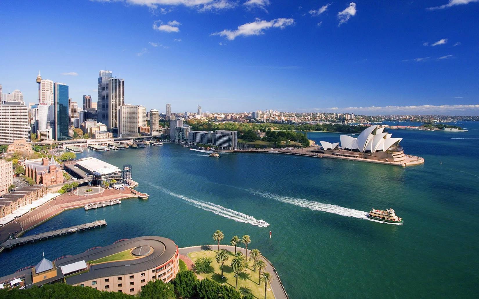 Học quản trị kinh doanh tại ĐH.Marquaire- top trường Sydney