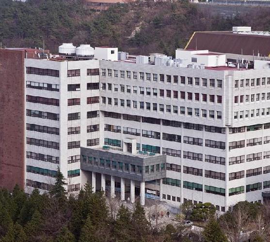 Thư viện trung tâm Đại học Dong eui