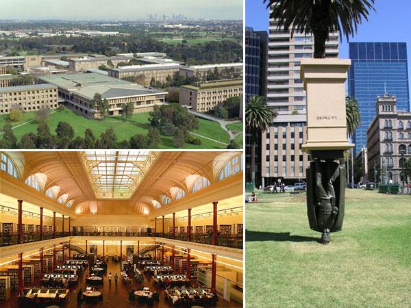 Học bổng thạc sỹ Úc 2015 tại đại học Latrobe