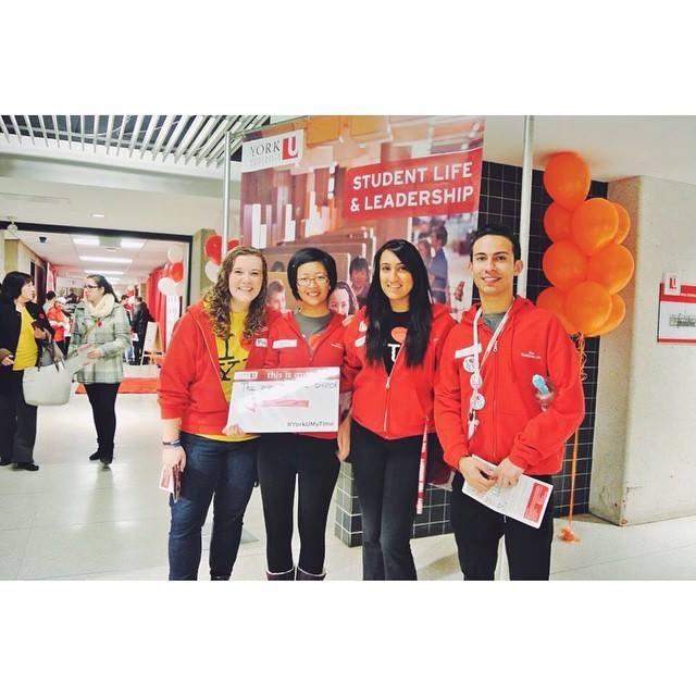 Học bổng du học Canada 2015 cùng ĐH danh tiếng York