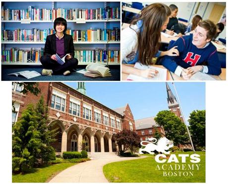 Học bổng 100% – 55,000 USD tại PTTH nội trú Cats Boston Academy