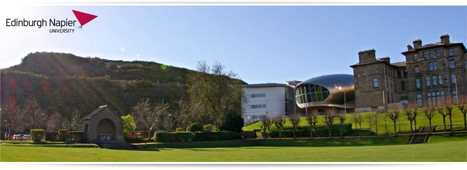 Trường Đại học Công lập Edinburgh Napier tại Scotland