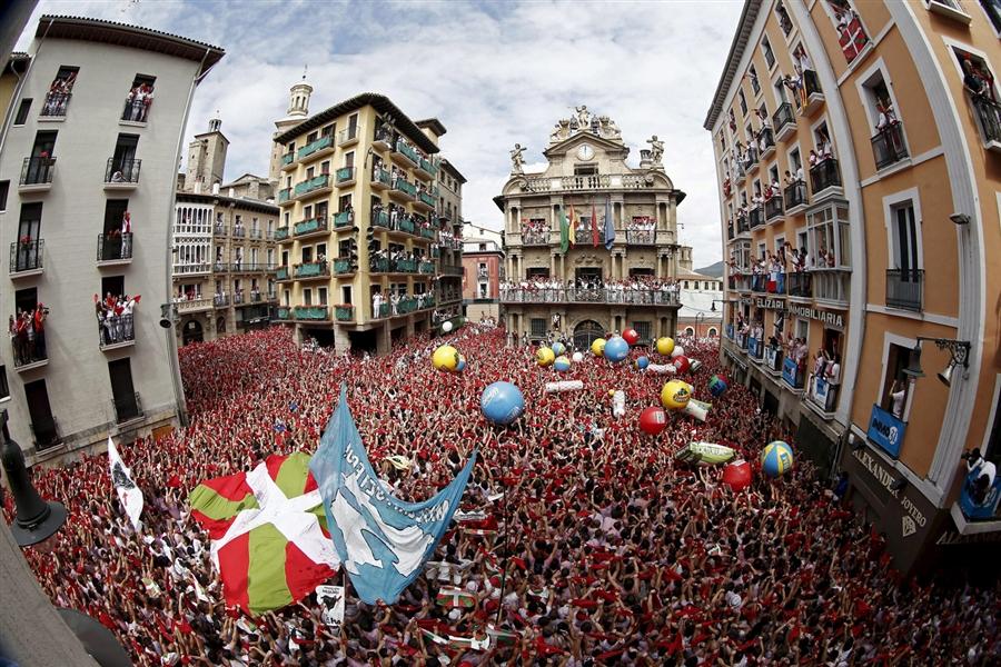 Đắm mình trong các lễ hội nổi tiếng nhất của Tây Ban Nha
