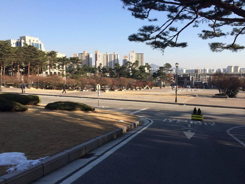 Con đường  vào trường đại học Korea