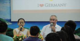 Tuyển sinh khóa tiếng Đức cấp tốc tại Amec