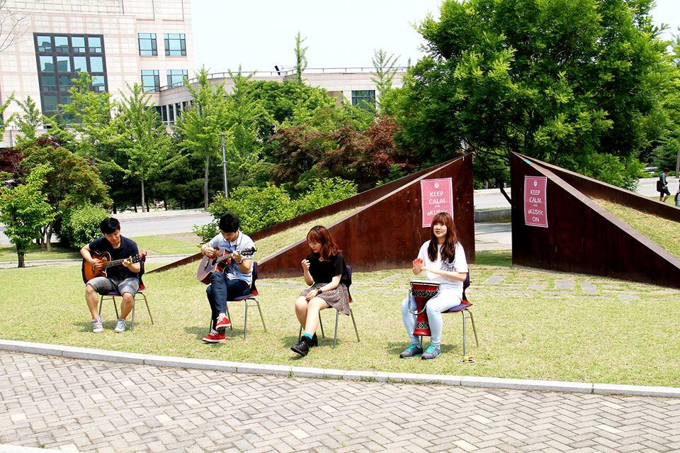 Du học Hàn Quốc với ngành giảng dạy bằng tiếng Anh