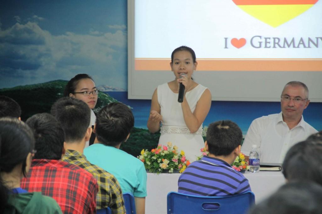 Giải đáp thắc mắc du học Đức 2015