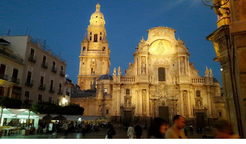 Nhà thờ chính thành phố Murcia