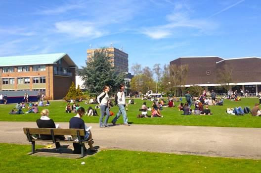 Học bổng du học Anh 2016 tại Đại học Reading