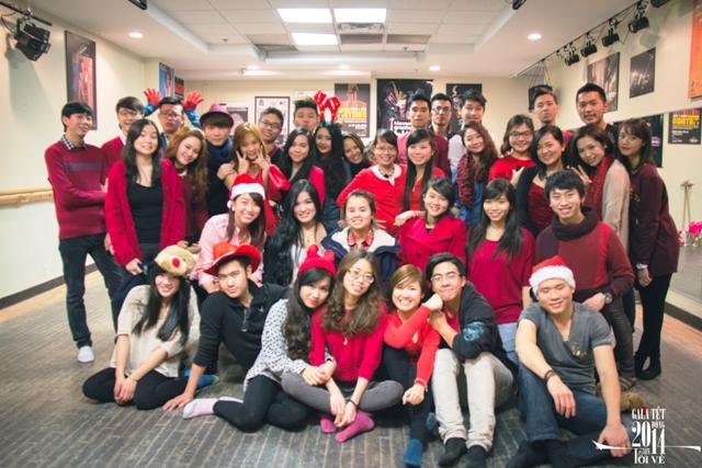 Hội học sinh, sinh viên Việt Nam tại Montreal, Canada (VCG)