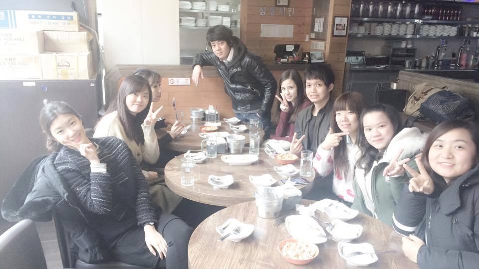 Trải nghiệm cuộc sống sinh viên tại Hàn