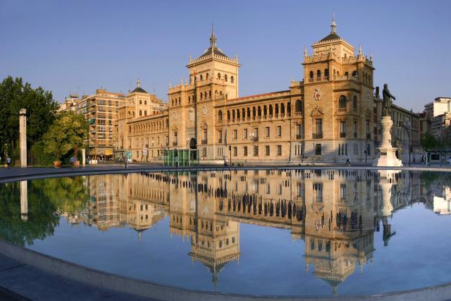 University of Valladolid – môi trường lý tưởng học tập tại Tây Ban Nha